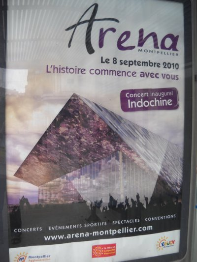 """arena"" indochine 08/09/2010"