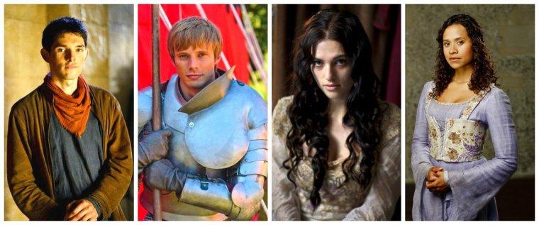 En un pays de légende, au temps de la magie, le destin d'un grand royaume repose sur les épaules d'un jeune garçon.                                                                                                                      Son nom : Merlin.