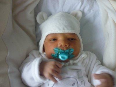 Djiril , mon petit bébé ! (l)