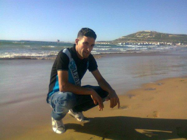 agadir la plage