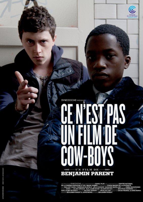 CANNES 2012 Ce n'est pas un film de cowboys