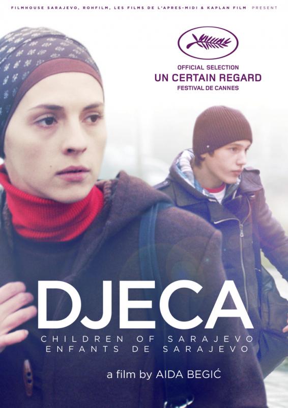 CANNES 2012 Djeca - Enfants de Sarajevo