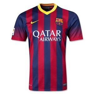 Nike Maillot de FC Barcelone méga-star Lionel Messi