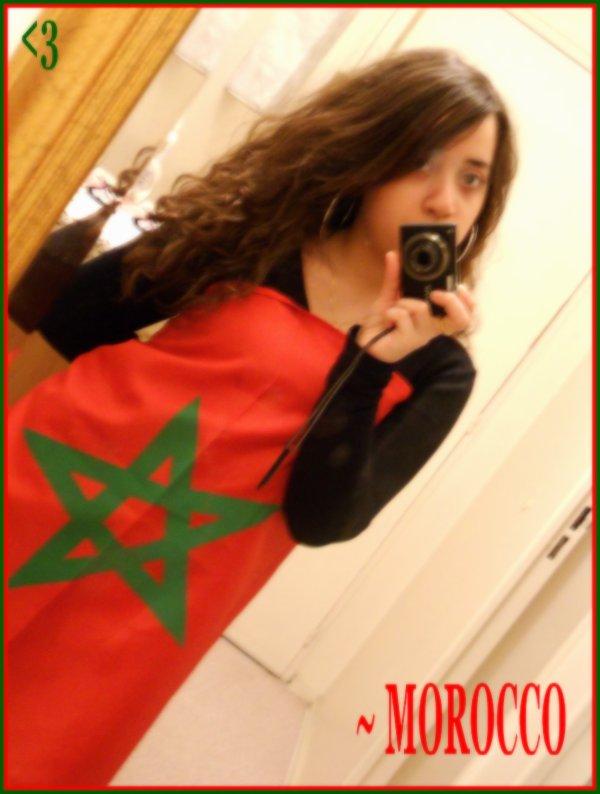 'Morocco <3