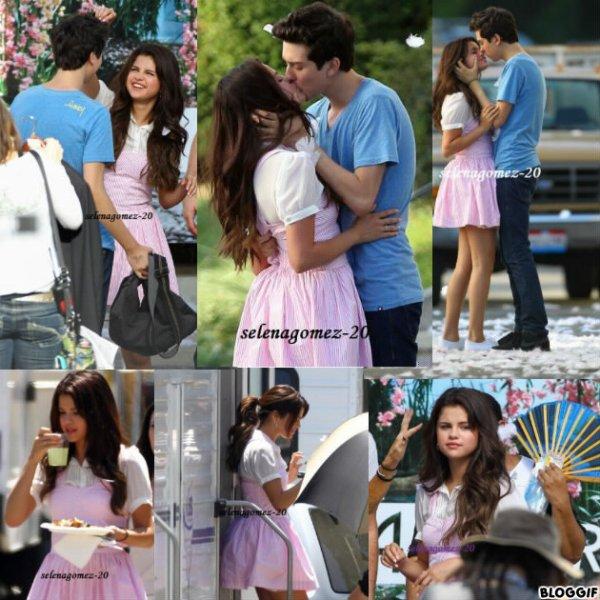 Selena Gomez  son nouveau film