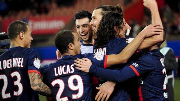 La France 6éme à l'UEFA, le PSG n°1 Français