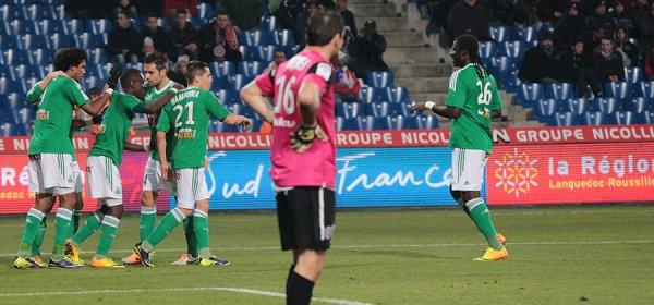 Ligue 1 : Montpellier - St-Etienne 0-1 : Pas d'effet Courbis