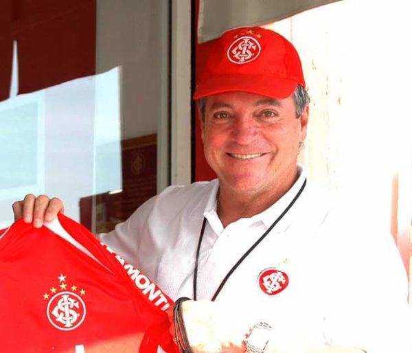 Abel Braga (ex-PSG & OM) de retour à l'Internacional