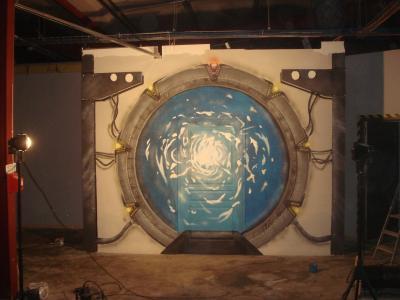 laser game de vannes porte des toiles stargate deco 39 real. Black Bedroom Furniture Sets. Home Design Ideas