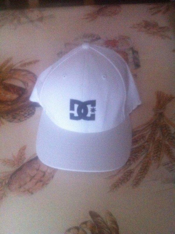 Ma nouvelle casquette