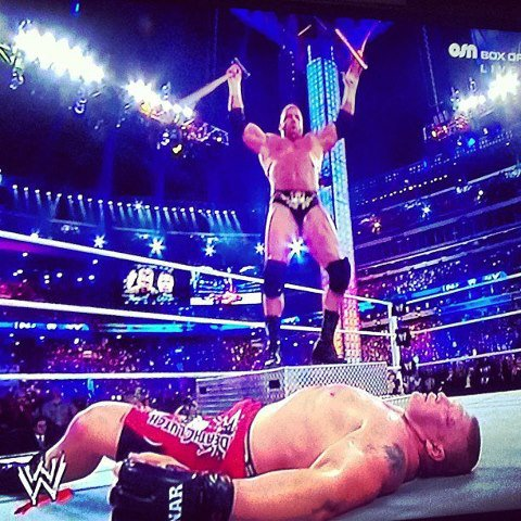 les resultats de WRESTLEMANIA en direct