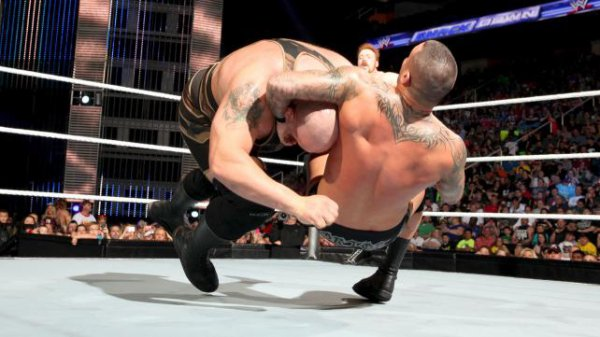Sheamus attaque Henry ; HHHrepondra a Lesnar lundi et tous les resultats de RAW
