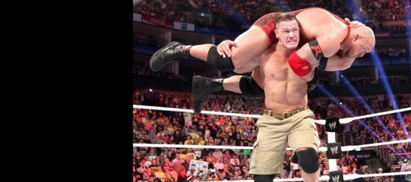 HHH répond a Lesnar ; Y2J attaque Fandango ; Cena/Ryback a extreme rules et tous les resultats de RAW