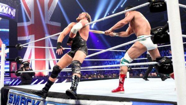 1er match de l'Undertaker a SD depuis 3 ans ; Sheamus attaque M.Henry et tous les resultats de SD