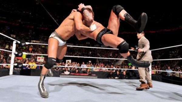 2 RKO pour Rhodes ; Ryback refuse de se battre ; cena bléssé ? et tous les resultats de RAW