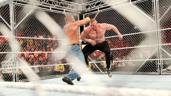 Ambrose vs Kofi a Extreme Rules ; Ryback attaque Cena avec une chaise et tous les resultats de RAW