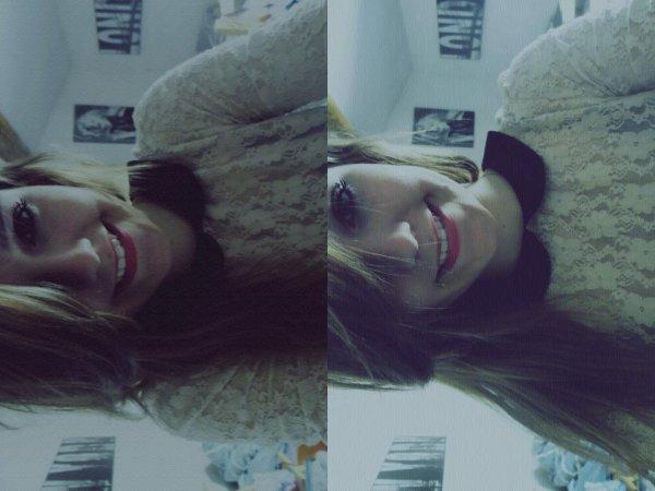 Je me nomme Louise et je suis amoureuse de Lana Del Rey.