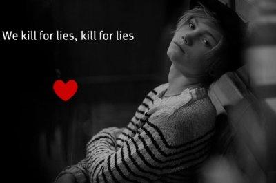 Ulrik / kill for lies (l)