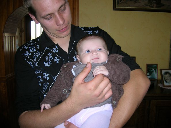 mike et sa fille