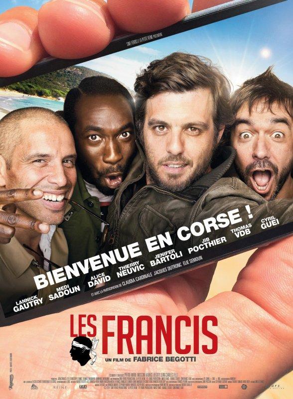 """Jenifer fait ses premiers pas au cinéma dans la comédie """"Les Francis"""" !"""