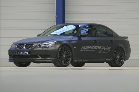 BMW M5 G Power Hurricane RS Touring