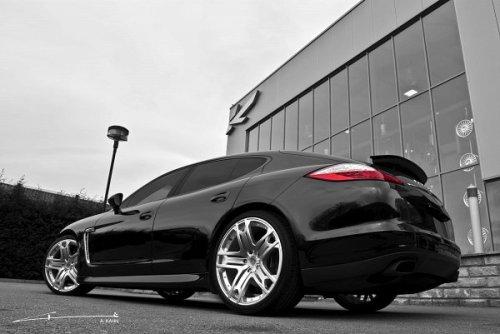 Porsche Panamera Khan