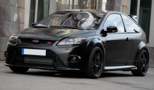 Ford Focus RS Anderson black edition