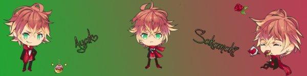 « Ayato-kun ! »