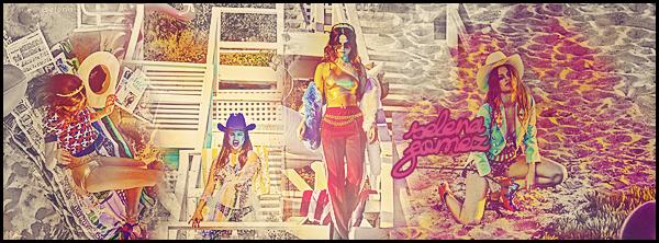 ●●● Bienvenue sur Selena, votre source d'actualité sur la magnifique Selena Gomez ! Suivez toute l'actualité de l'actrice et chanteuse Selena Gomez, à travers divers médias regroupant des candids, photoshoots, vidéos ect..