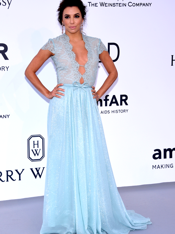 ♥Eva Longoria ♥21 Mai 2015 - 22nd édition of AmfAR's Cinema Against AIDS