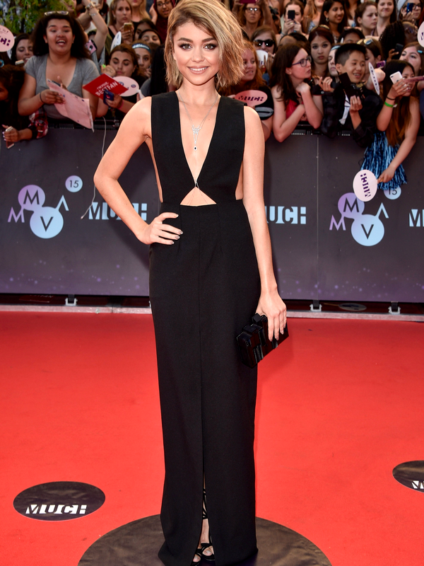 ♥Sarah Hyland ♥21 Juin 2015 - MuchMusic Video Awards
