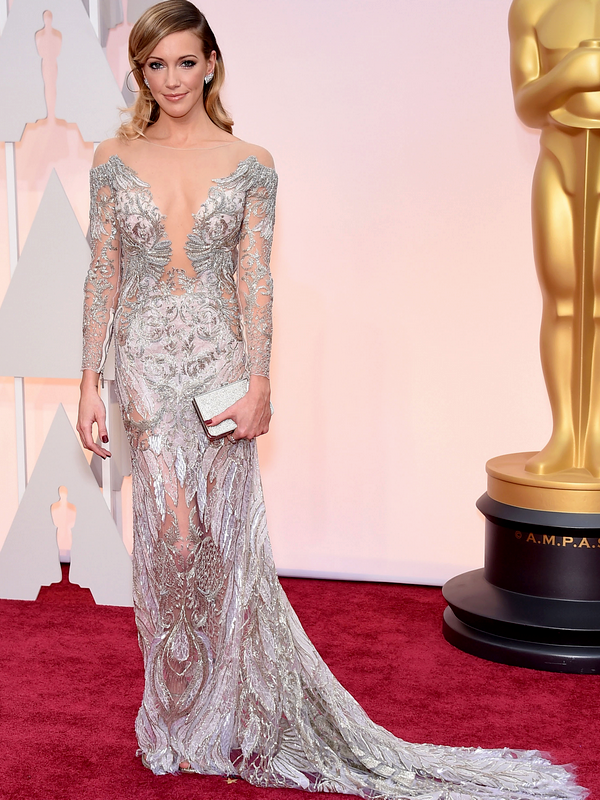 ♥Katie Cassidy ♥22 Février 2015 - 87th Annual Academy Awards