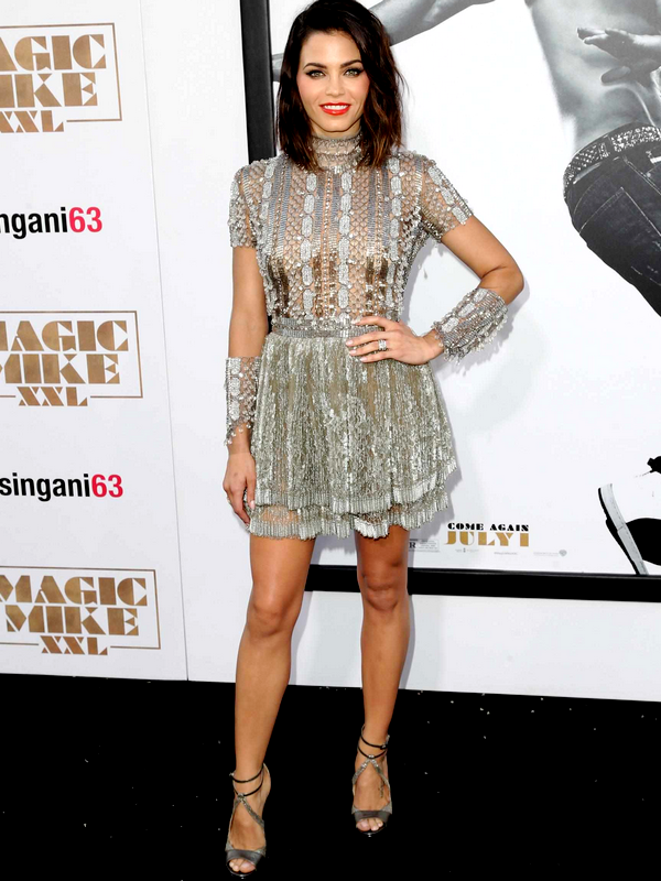 ♥Jenna Dewan ♥25 Juin 2015 - Premiere Of Warner Bros. Pictures' 'Magic Mike XXL'