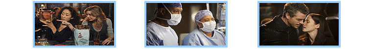 [5 bonnes raisons de regarder...] Grey's Anatomy