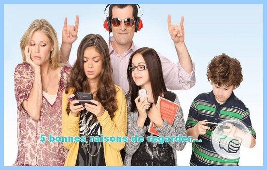 [5 bonnes raisons de regarder...] Modern Family