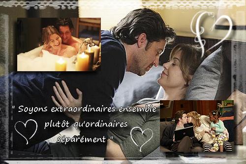 [Mon Top 5] Mes scènes préférées de Grey's Anatomy : Meredith et Derek