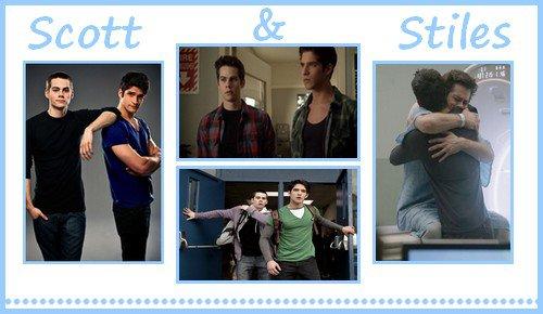 [Mon Top 5] Mes scènes préférées de Teen Wolf : Scott/Stiles