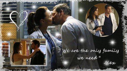 [Mon Top 5] Mes scènes préférées de Grey's Anatomy : Jo et Alex