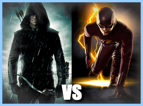 [Zoom sur...] Arrow vs The Flash : qui est le plus fort ?