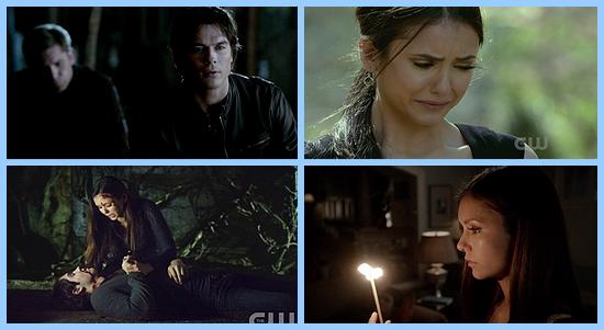 [Top 10] Vampire Diaries : Les moments d'émotion : Pourrez-vous les regarder sans pleurer ?