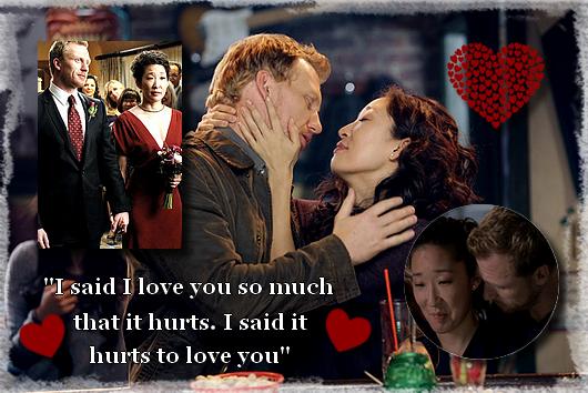 [Mon Top 5] Mes scènes préférées de Grey's Anatomy : Owen et Cristina