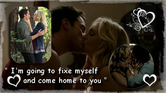 [Mon Top 5] Mes scènes préférées de Vampire Diaries : Caroline et Tyler