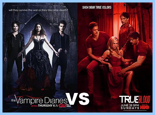 [Zoom sur...] True Blood vs Vampire Diaires : Laquelle est la meilleure série de vampires ?