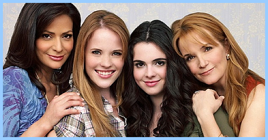 La famille dans Switched at birth