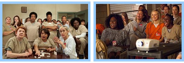 La prison américaine dans Orange is the new black