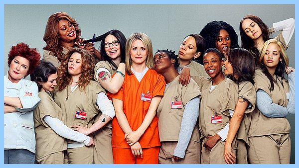 La prison américaine dans Orange is the new black
