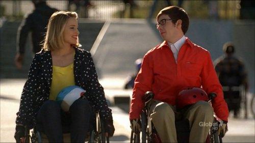 """Les """"différences"""" dans Glee"""