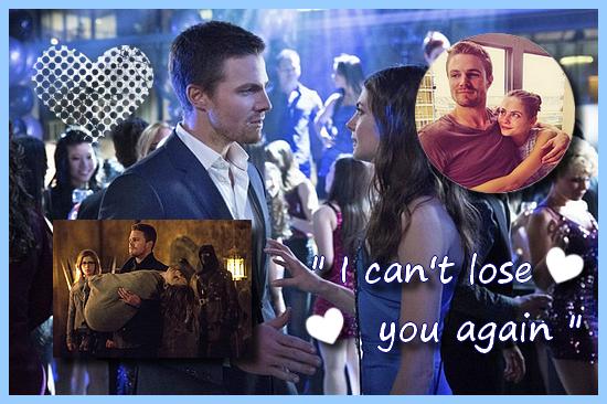 [Mon Top 5] Mes scènes préférées d'Arrow : Oliver et Thea
