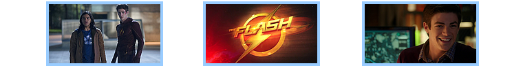 [Mon Top 4] Mes personnages préférés de The Flash