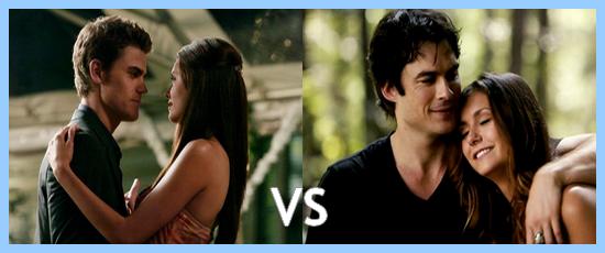 [Zoom sur...] Stelena VS Delena (Vampire Diaries) : Quel est le meilleur couple ?